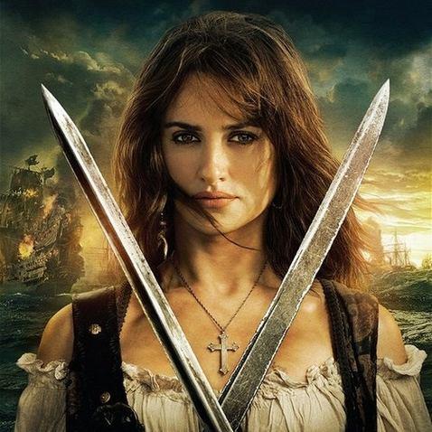 Piráti z Karibiku 4 - poster
