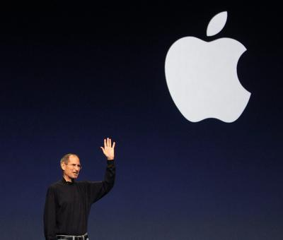 Steve Jobs: A mvnu rukou, zkuste si mn nakdo nahrt.