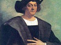 Kolumbus portrét