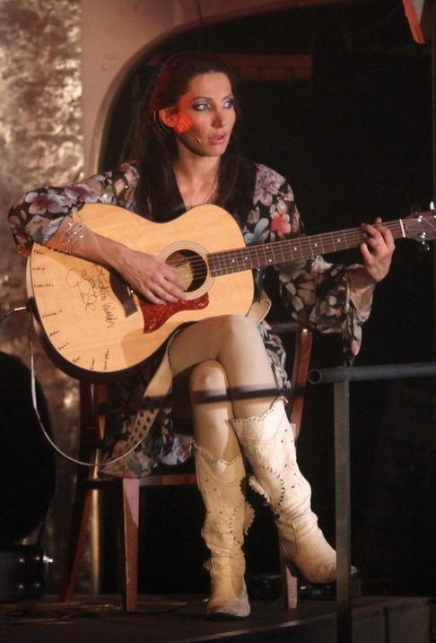 Koncert Olgy Lounové