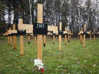 """Na památku obětí """"dé jedničky"""""""