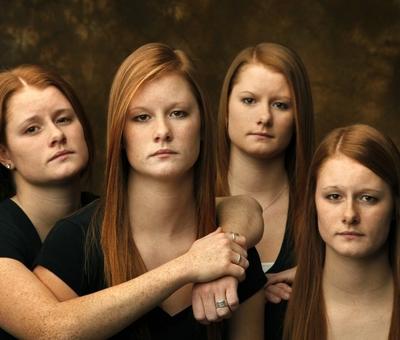 �ty��ata: osmn�ctilet�, zrzav�, pihat� a kr�sn� sestry
