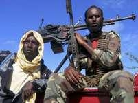 Somálští bojovníci