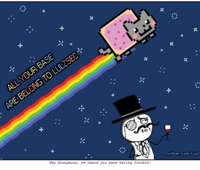 Lulz Sec Defaced
