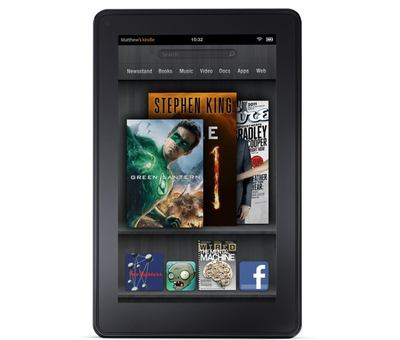Kindle Fire se �patn� ovl�d�, p�e expert Jacob Nielsen