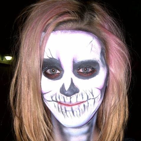 Zpěvačka Katy Perry se připravuje na Halloween