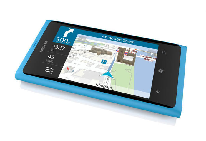 Nokia Lumia 800 podle vrobce vydr nabit 265 hodin (GSM stand by), nebo doke 55 hodin nepetrit pehrvat hudbu, i 7 hodin hrt video.