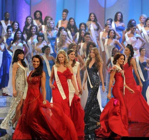 Miss World 2011- finálový večer v Londýně