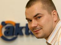 Marek Dalík při online rozhovoru