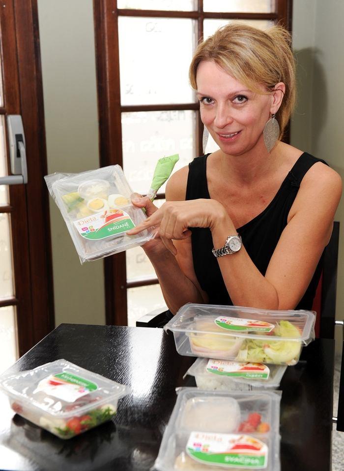 Ivana chýlková a krabičková dieta
