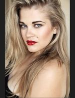 Barbora Bart�kov� - plus size modelka