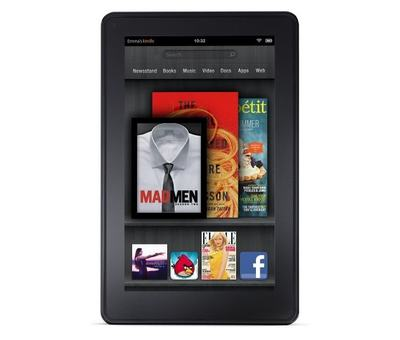 Amazon vyprodal svoje tablety Kindle Fire