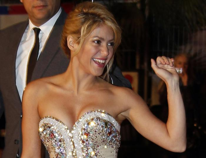 NRJ Awards - Shakira