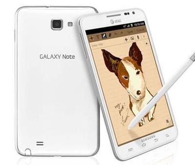 Galaxy Note 2 bude bude o m�s�c d��ve ne� iPhone 5