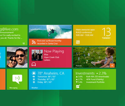 Upgrade na Windows 8 bude stt 40 dolar