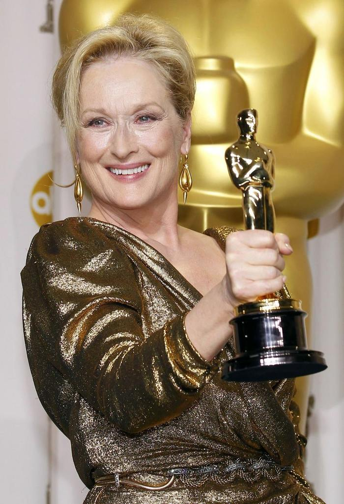 Tet Oscar pro Meryl Streepovou.