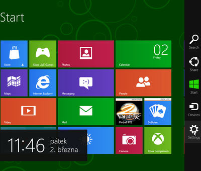 Vydn Windows 8 se bl.Vyla finln ukzkov verze