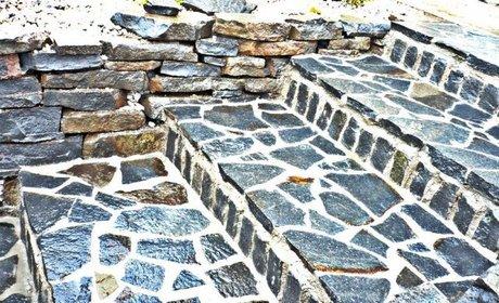 Kamenné schody cena