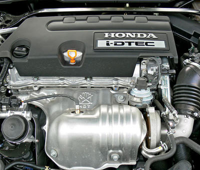 Test Honda Accord