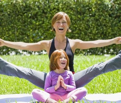 Jóga ideální terapie pro hyperaktivní děti