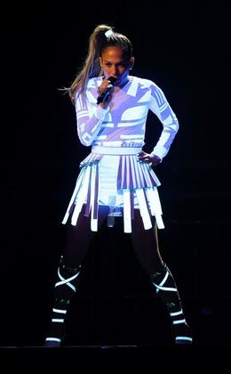 American Music Awards - Jennifer Lopez