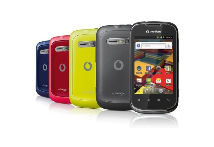 &lt;b&gt;Vodafone 860 Smart II - low-endov Android&lt;/b&gt;&lt;br /&gt;Spolenost Vodafone pedstavila levn chytr telefon vlastn znaky Vodafone 860 Smart II uren pro esk trh. Za cenu, kter by podle prvnch odhad nemla peshnout 2 500 K zkaznk obdr telefon s 3,5 palcovm displejem, fotoapartem s rozlienm 3,2 megapixel, procesorem Broadcom 21552 bcm s taktem 832 MHz a 512 MB pamti RAM. Velikost intern lon pamti je 170 MB s monost rozen pomoc pamovch karet. Telefon je vybaven GPS modulem, WiFi a Bluetooth. Soust balen jsou i tyi vmnn kryty v barv ern, erven, modr a lut. Kapacita akumultoru je 1 150 mAh. Rozmry telefonu jsou 109 x 58 x 12,35 milimetr. Hmotnost 120 gram. Na trh by ml telefon s verz Androidu 2.3.5 Gingerbread dorazit na zatku ervence.