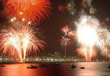 Silvestr 2006 - Rio de Janeiro