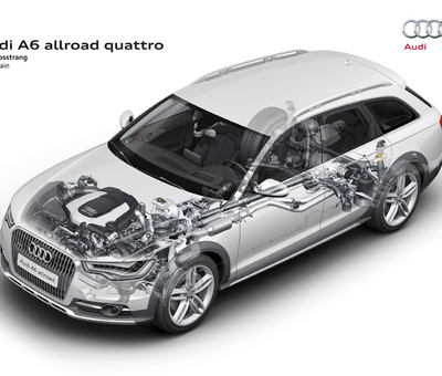 Audi A6 Allroad Quatro