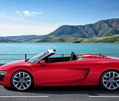 Audi R8 2012
