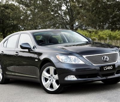 Lexus LS 2011