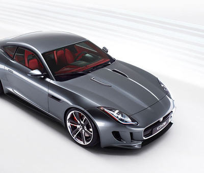 Jaguar F-type koncept
