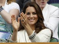 Vvodkyn Catherine na Wimbledonu