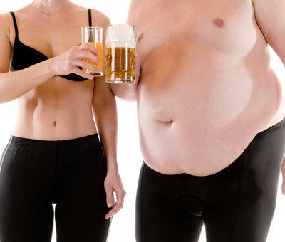 Pro� z piva rostou b�icha?
