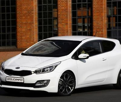 Kia proceed 2012