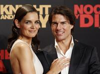 Premi�ra filmu Knight and Day v Seville - Katie Holmes a Tom Cruise