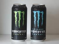 Energetick� n�poj Monster