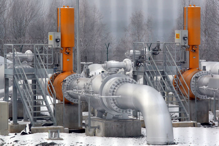 On January 14, 2013, Czech Prime Minister Petr Necas together with German and Russian officials opened the Czech Republic's 166 kilometer-long Gazelle gas pipeline.