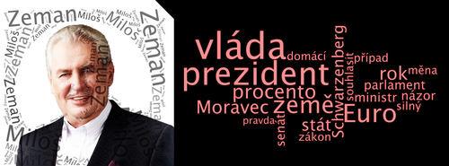 Hodnocení prezidentské debaty - Miloš Zeman