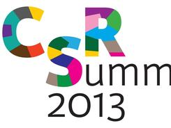 CSR Summit 2013 logo