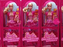 Fotogalerie: Barbie Dreamhouse v Berln