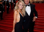Cannes 2013 - David Hasselhoff, Hayley Roberts