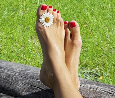 Ploché nohy: Prevence, léčba a cviky