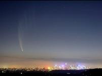 Kometa nad Sydney