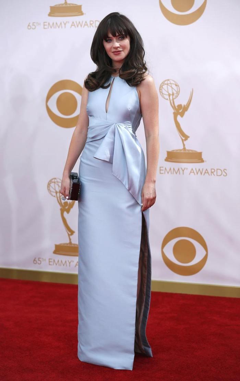 Zooey Deschanel Emmy 2013 Emmy Awards 2013: Pře...