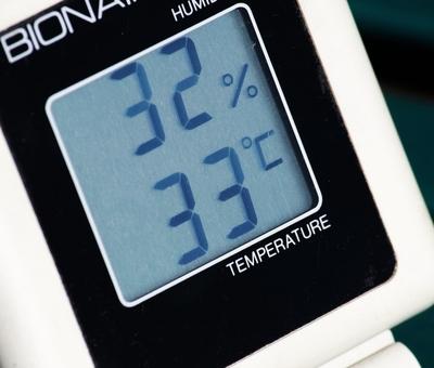 Optimální vlhkost vzduchu pro miminko