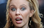 Grimasy slavn�ch - Kylie Minogue