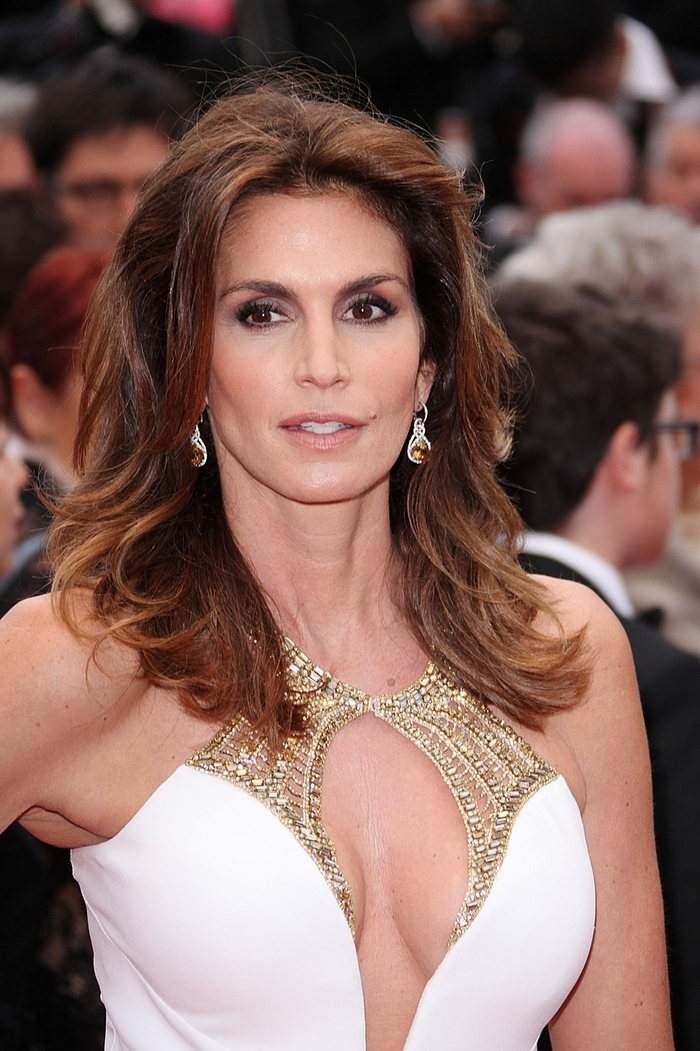 Celebrity s velk�m v�st�ihem - Cindy Crawford