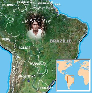 Brazílie - Amazonie