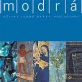 Michel Pastoureau, Modrá. Dějiny jedné barvy