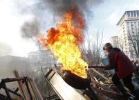 Krize na Ukrajině - pátek